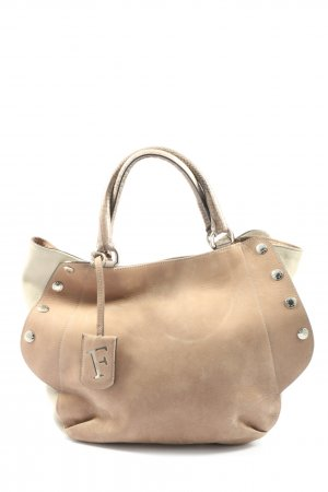 Furla Handtasche nude-wollweiß Casual-Look