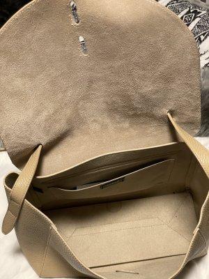 Furla Handtasche beige