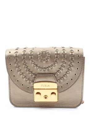 Furla Handtasche wollweiß Elegant