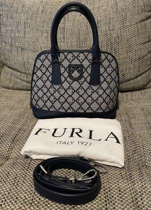 Furla Handtasche mit Staubbeutel und Schulterriemen