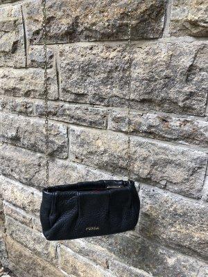 Furla Handtasche schwarz