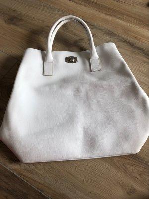 Furla Handtasche weiß