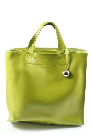 Furla Torebka z rączkami zielony W stylu casual