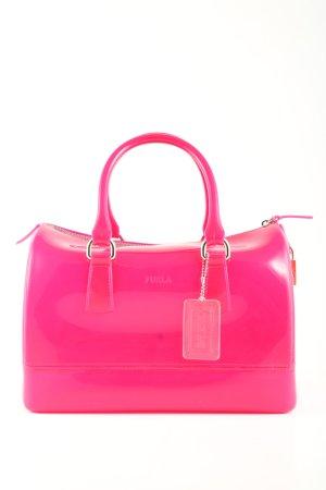 Furla Henkeltasche pink Casual-Look