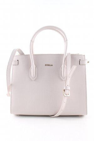Furla Henkeltasche wollweiß Business-Look