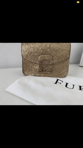 Furla Minibolso color oro
