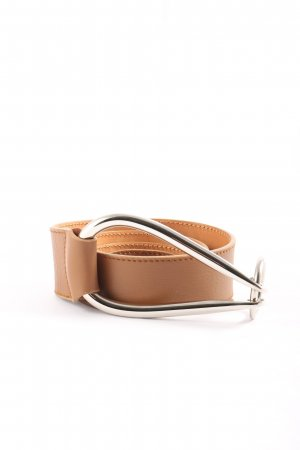 Furla Faux Leather Belt brown business style