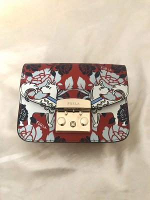 FURLA Metropolis Mini Crossbody 1 Ruby in Rot