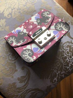 Furla Mini Bag raspberry-red-violet
