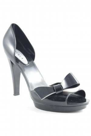 Furla pumps with bow
