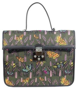 Furla Reisetasche in Multicolor aus Leder