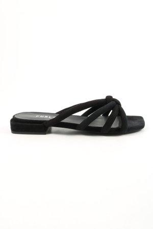 """Furla Sandale d'extérieur """"Furla Essential Sandal T. 20"""" noir"""