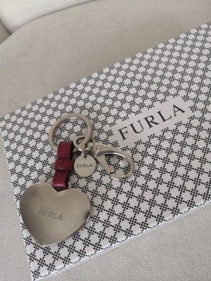 Furla Schlüsselanhänger mit Herz