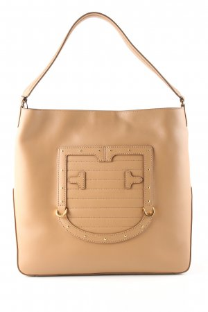 Furla Schultertasche nude Business-Look