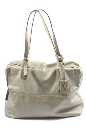 Furla Shoulder Bag khaki casual look