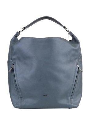 Furla Shoulder Bag grey leather