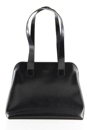 Furla Shoulder Bag black business style