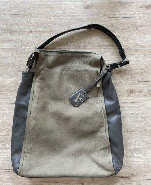 Furla Shopper black-beige
