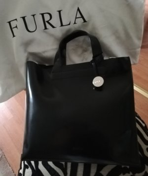 FURLA  Shopper DIVIDE-IT  M  Schwarz