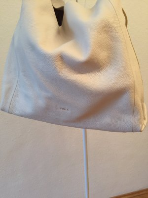 Furla Shopper white-cognac-coloured