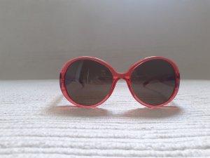 Furla Gafas de sol ovaladas rojo