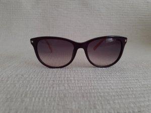 Furla Gafas de sol cuadradas violeta amarronado