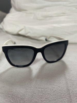 Furla Gafas negro-blanco