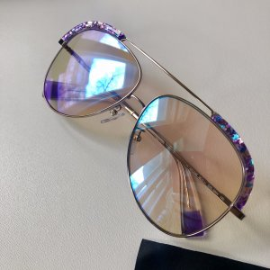 Furla Retro Glasses multicolored
