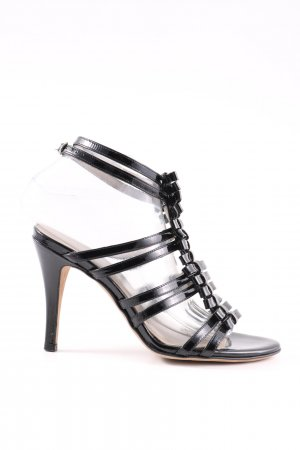 Furla T-Steg-Sandaletten schwarz Elegant