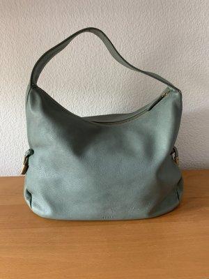Furla Shoulder Bag slate-gray-pale blue