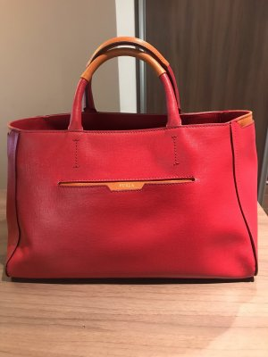 Furla Carry Bag red-orange