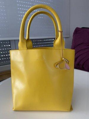 Furla Tasche in gelb