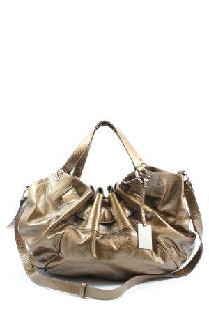 Furla Crossbody bag gold-colored-cream casual look
