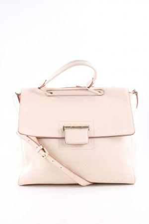 Furla Umhängetasche creme Business-Look