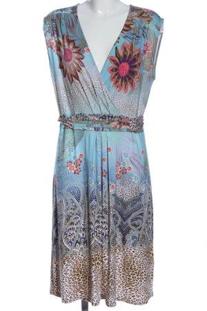 furstenberg Kopertowa sukienka Na całej powierzchni W stylu casual