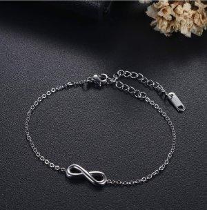 Fußenkette / Armband aus Chirurgenstahl (NEU)