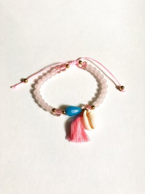 handmade Anklet multicolored