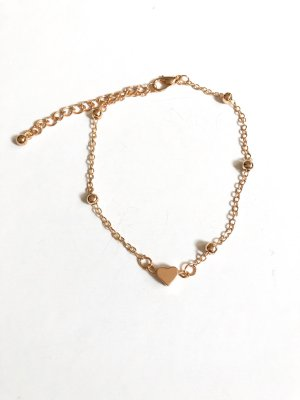 Anklet gold-colored