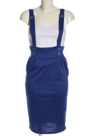 futuro Overgooier overall rok blauw elegant