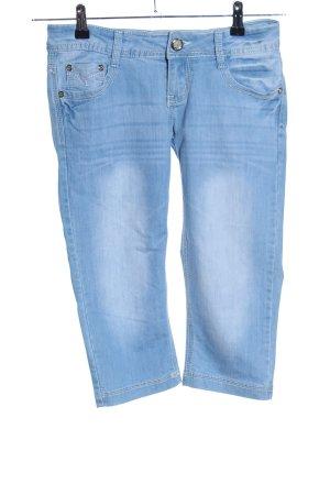 7/8 Jeans blau Casual-Look