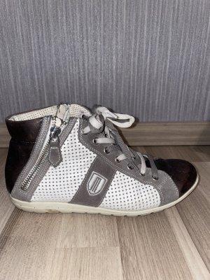 G.K.M. Zapatillas altas multicolor