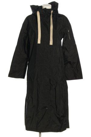 G-LAB Heavy Raincoat black casual look
