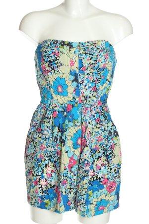 G&LAN Bustier Dress allover print casual look