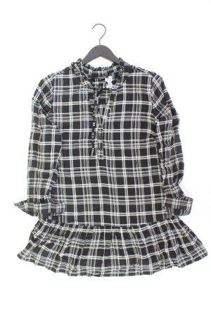 G!na Kleid schwarz kariert Größe 40