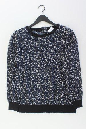 G!na Langarmbluse Größe L blau aus Polyester