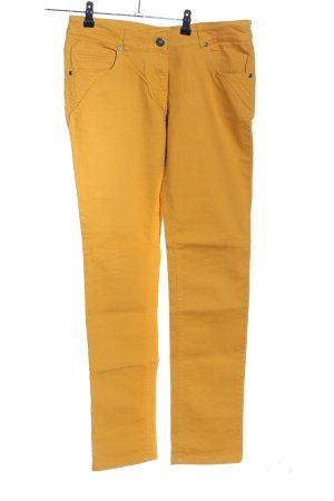 G!na Slim Jeans hellorange Casual-Look