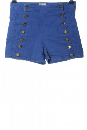 g perfect jeans Jeansshorts blau Casual-Look