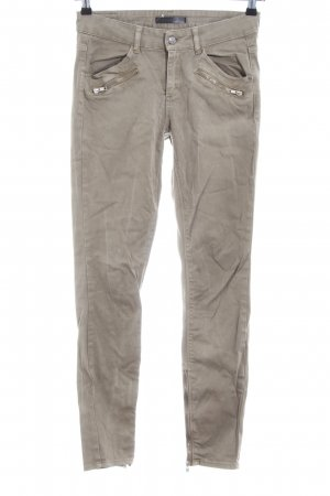 g perfect jeans Röhrenhose wollweiß Casual-Look