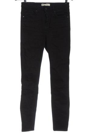 g perfect jeans Röhrenjeans schwarz schlichter Stil