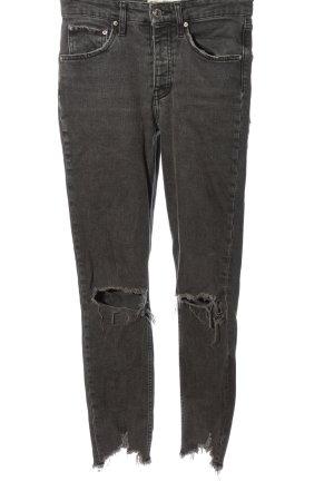 g perfect jeans Röhrenjeans schwarz Casual-Look